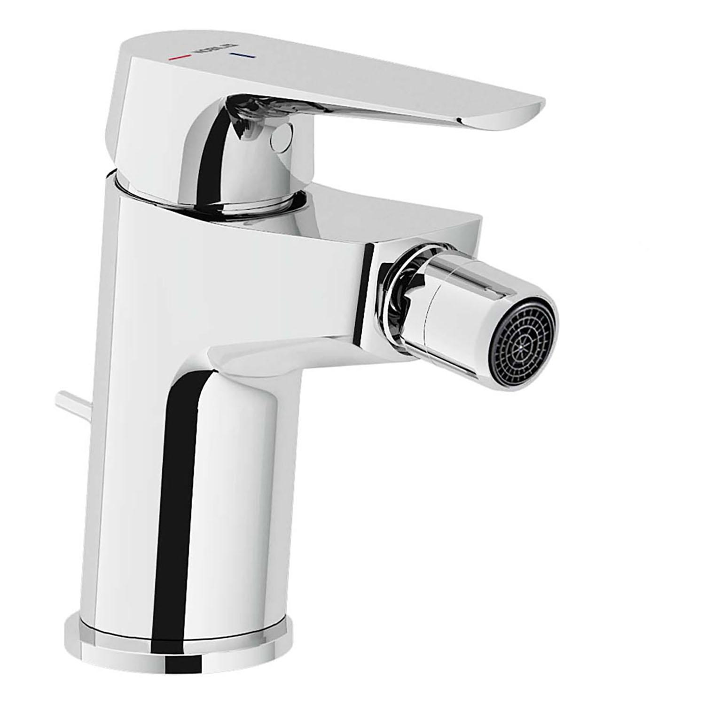 Miscelatore cromato nobili nobi monocomando per bidet nbe84119 1cr - Nobili accessori bagno ...